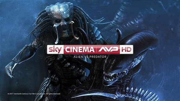 Sky Cinema Alien vs. Predator HD
