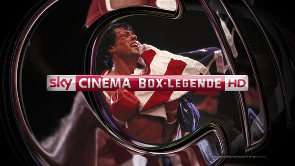 Sky Cinema Box-Legende HD