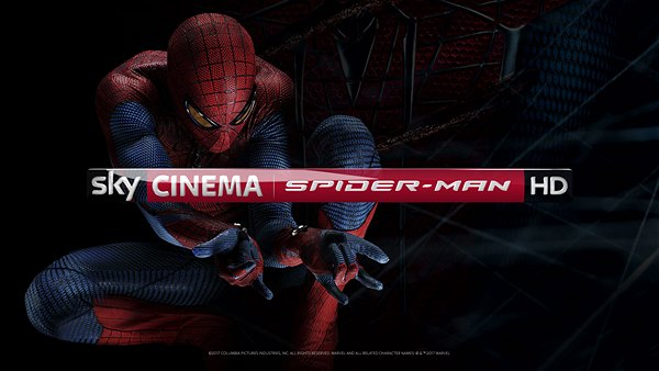 Sky Cinema Spider-Man HD